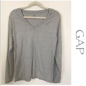 GAP Long Sleeve Fitted Tee